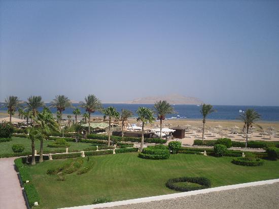 Baron Resort Sharm El Sheikh: hotel gardens
