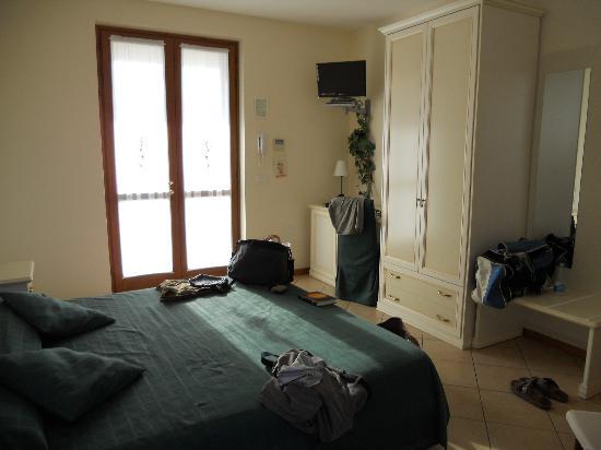 Villa Abelia: camera 6 il gladiolo