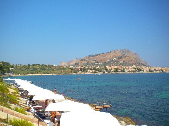 Domina Zagarella Sicily: beach