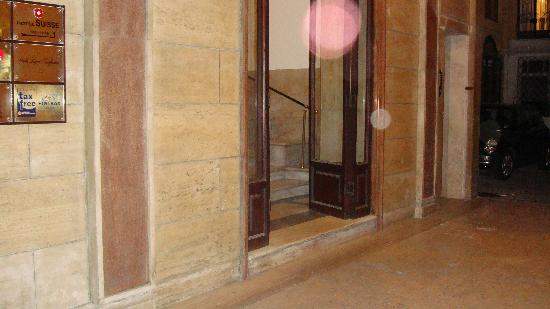 Hotel Suisse: Lift