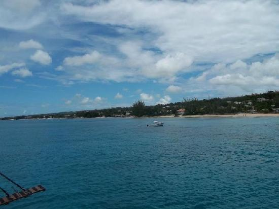 Jolly Roger 1 - Black Pearl Party Cruises: Barbados from ship