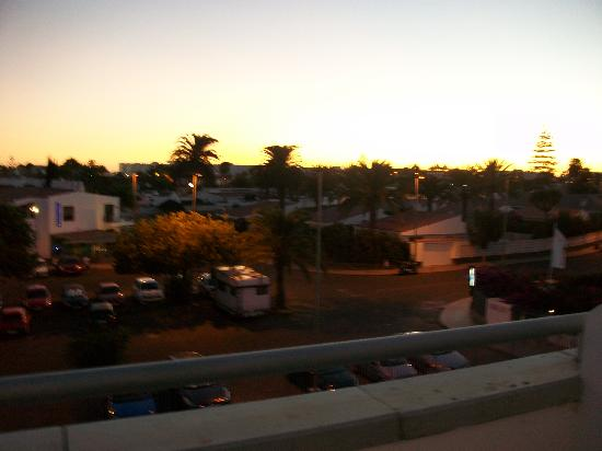 Apartamentos Dolores: view from balcony.