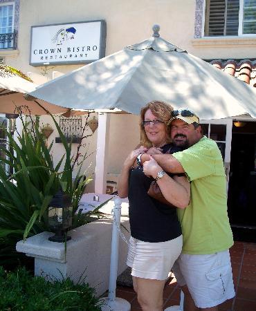 Crown City Inn & Bistro: Great friends!