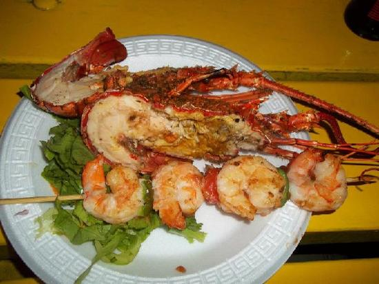 Lobster and shrimp picture of oistin 39 s friday night fish for Friday night fish fry near me