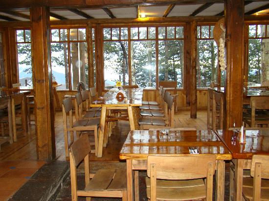 Hotel Posada de Farellones: eating room