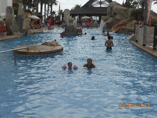 Iberostar Costa del Sol: piscina del hotel Playabella
