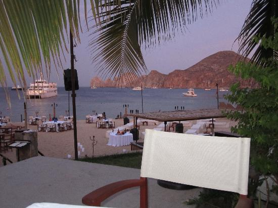 Cabo Villas Beach Resort : View from Baja Cantina