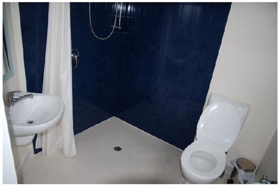 Split Level Backpacker & Accommodation : Double room - En Suite Bathroom