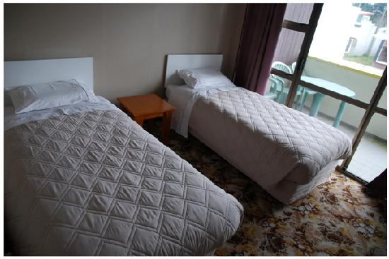 Split Level Backpacker & Accommodation: Twin Room - The Split Level
