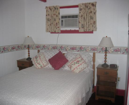 Claddagh Motel & Suites: A picture of our room.