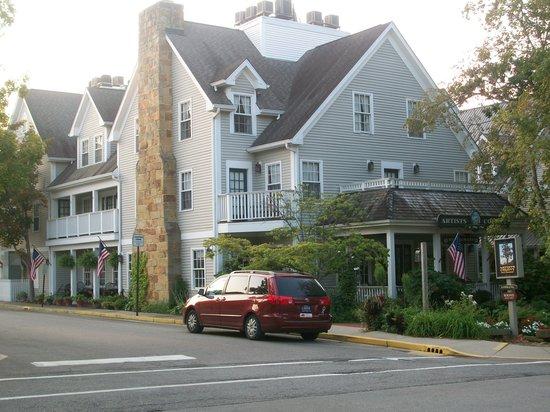 Artist's Colony Restaurant: The Artists Colony Inn