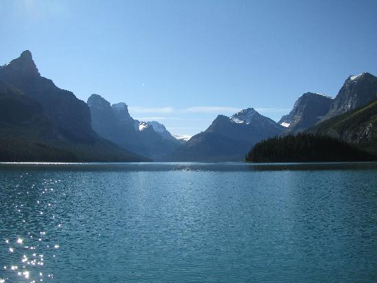 Maligne Lodge: Maligne Lake