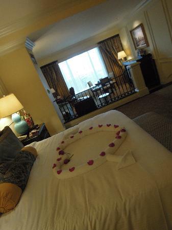 โรงแรมเดอะเวเนเชี่ยน มาเก๊า รีสอร์ท: The Suites interior