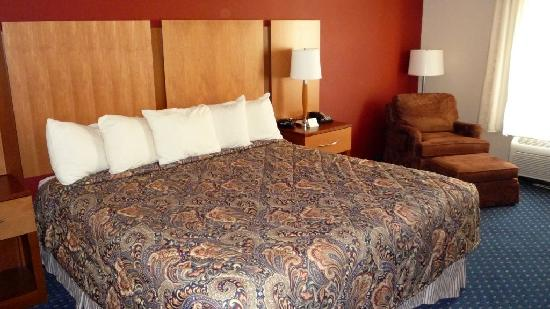 Best Western La Plata Inn: Room 229