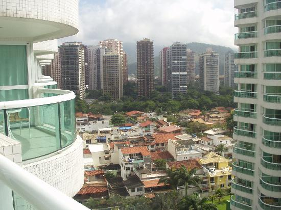 Gran Nobile Rio de Janeiro Barra: Vista de la habitación