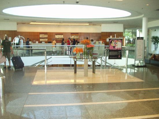 Gran Nobile Rio de Janeiro Barra: Lobby