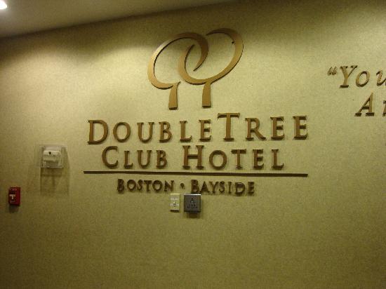 DoubleTree Club by Hilton Hotel Boston Bayside: hotel