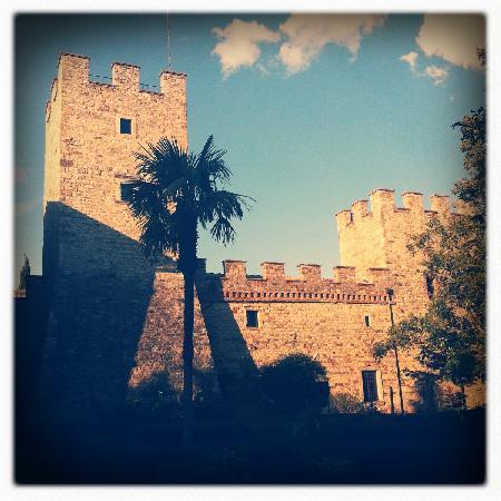 Castello di Modanella: Stunning location