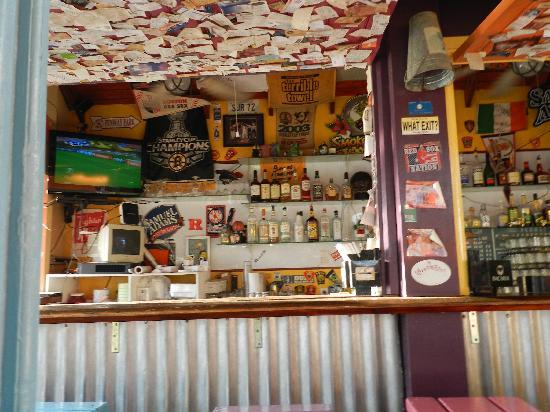 Smokey Joe's: bar