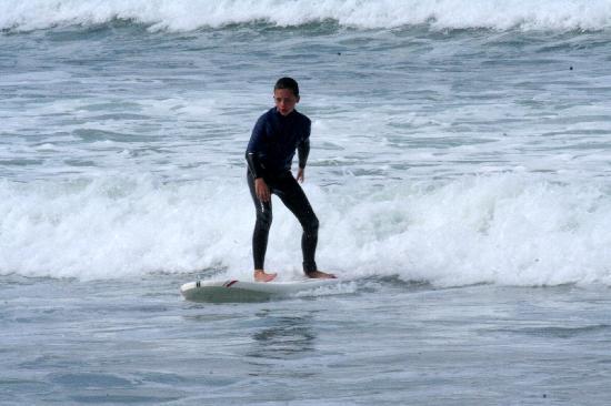 Pacific Surf School: Had a blast!!!