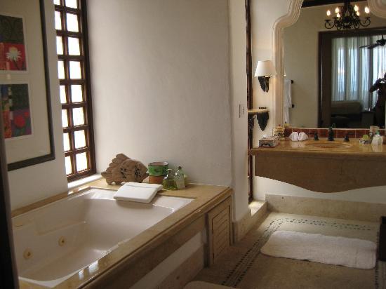 لاس فينتاناس ألباريزو أحد منتجعات روزود: Bathroom