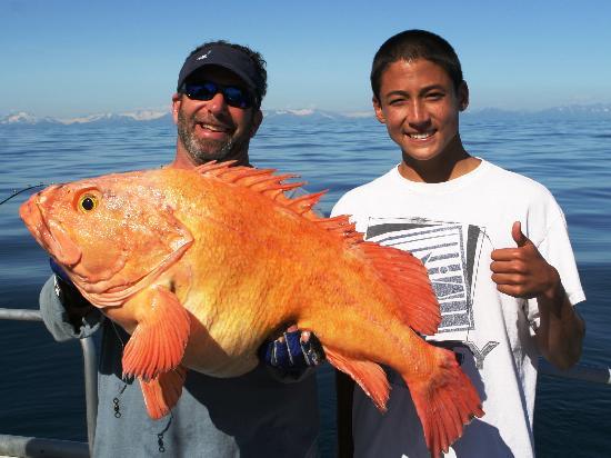 Crackerjack sportfishing charters seward all you need for Halibut fishing seattle