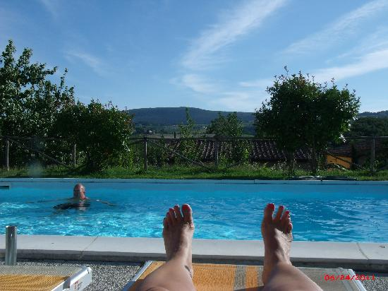 Il Vicario: Relaxing
