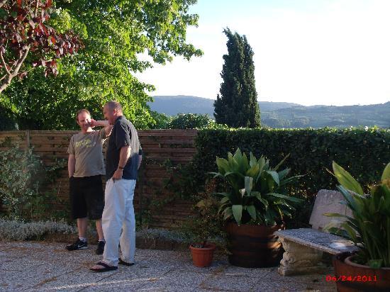 Il Vicario: Evening in Tuscany
