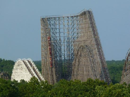 Six Flags Great Adventure: El toro