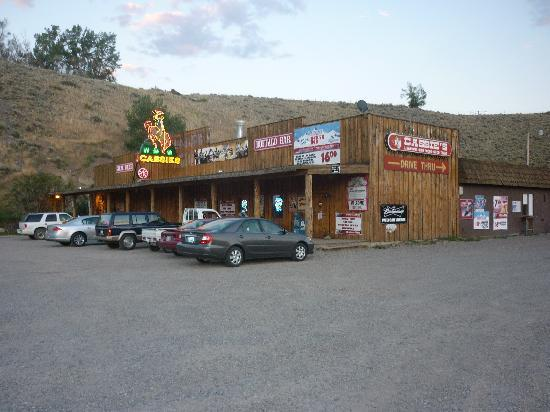 Cody Cowboy Village: Cassie's which has the best steaks