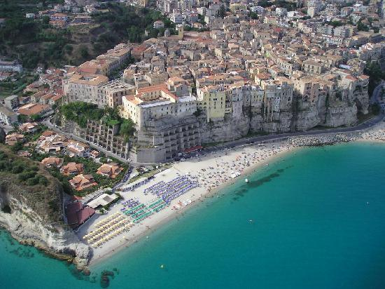 B&B Luxury: TROPEA DALL'ALTO