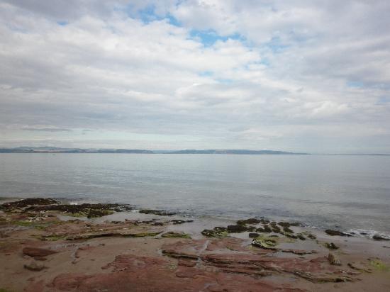 Nairn Beach : silence