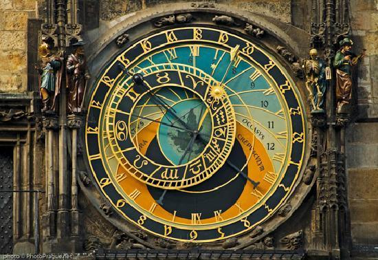 Avantgarde Prague Tours: L'horloge astronomique de Prague