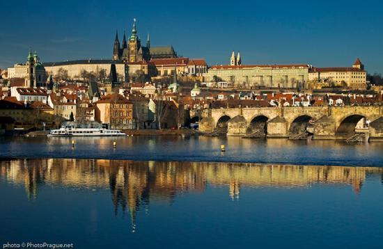Avantgarde Prague Tours: Le Château de Prague
