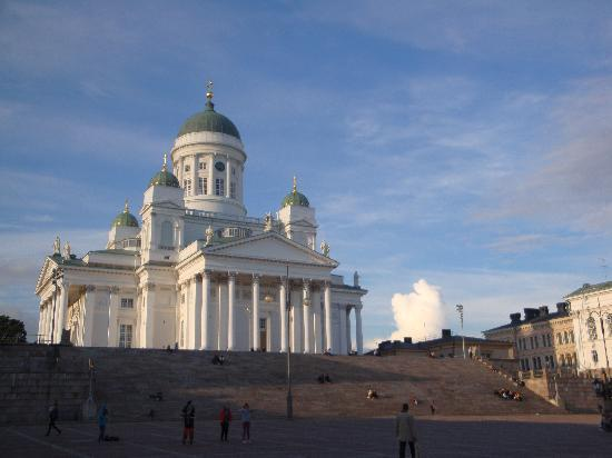 Helsinki, Finlandia: ヘルシンキ大聖堂