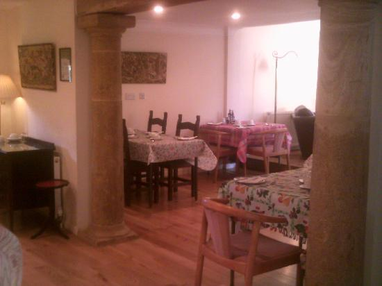 Key Farm House: Breakfast Room