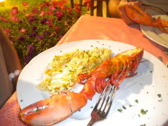 Veraclub Costa Rey: la cena di ferragosto!!