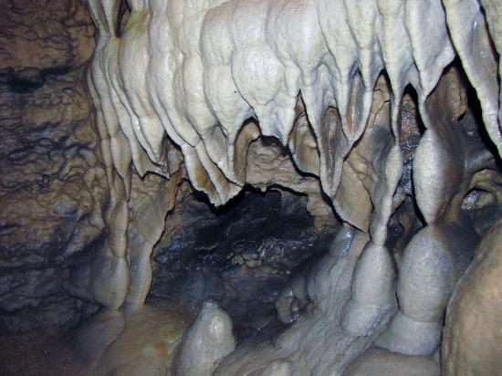 Linville Caverns: cool fomations