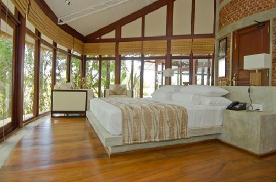 Uga Ulagalla : Nikawewa Villa - bed room