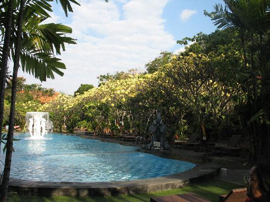 Febri's Hotel & Spa: main swimming pool