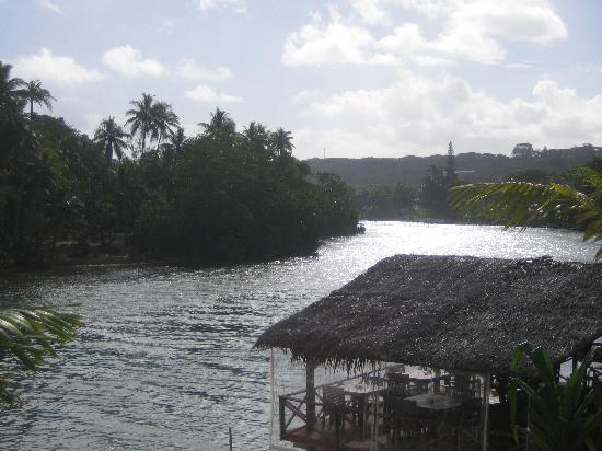 Tropicana Lagoon Apartments Resort: View from room