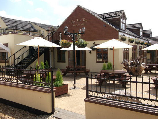 Wisbech, UK : The Inn and Restaurant