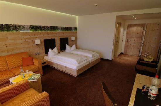 Seebach, Tyskland: Hotelzimmer