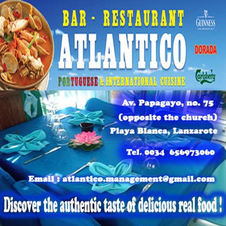 Atlantico Bar Restaurant: getlstd_property_photo