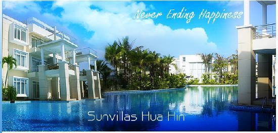 Sunvillas Hua Hin Blue Lagoon: View