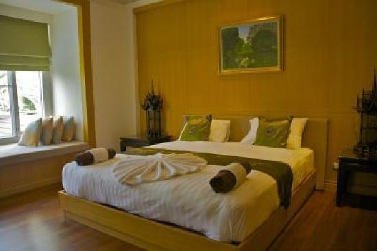 Sunvillas Hua Hin Blue Lagoon: Master Room