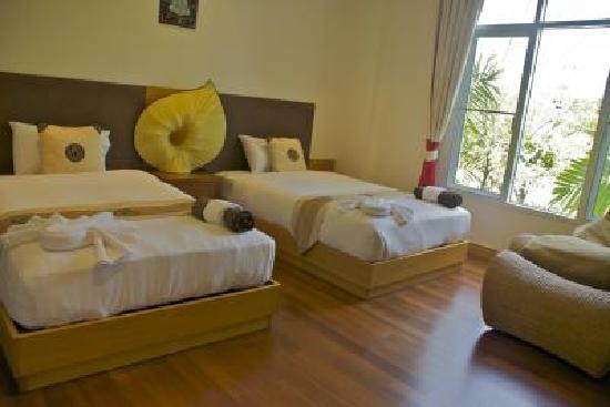 Sunvillas Hua Hin Blue Lagoon: Second Room