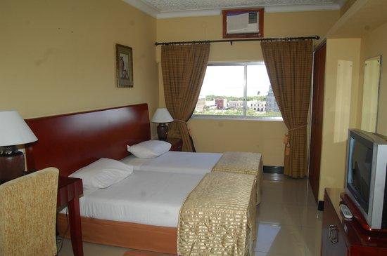 Rainbow Hotel Mocambique: Guest Bedroom
