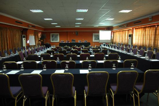 Rainbow Hotel Mocambique: Conference room