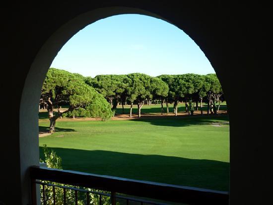 Zenitude Hôtel-Résidences Mandelieu - Mimozas Resort and Spa : Golf view